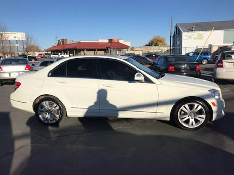2008 Mercedes-Benz C-Class for sale in Billings, MT