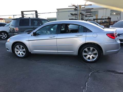 2012 Chrysler 200 for sale in Billings, MT