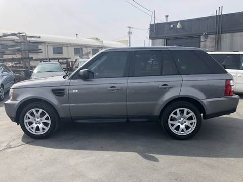 2008 Land Rover Range Rover Sport for sale in Billings, MT