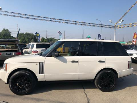 2008 Land Rover Range Rover for sale in Billings, MT