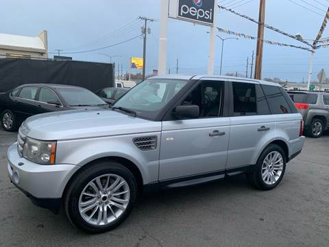 2009 Land Rover Range Rover Sport for sale in Billings, MT