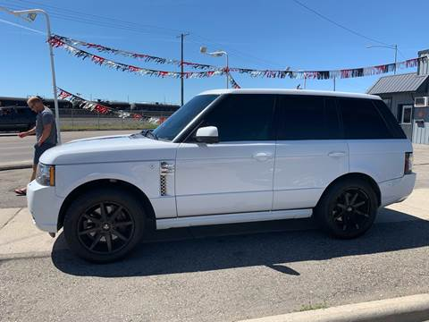 2012 Land Rover Range Rover for sale in Billings, MT