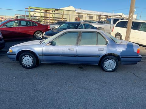 1990 Honda Accord for sale in Billings, MT