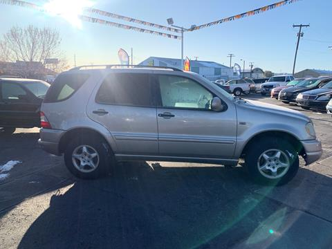 2001 Mercedes-Benz M-Class for sale in Billings, MT