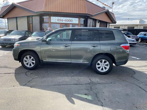 2013 Toyota Highlander for sale in Billings, MT
