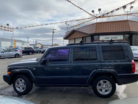 2006 Jeep Commander for sale at Performance Auto Sales Inc in Billings MT