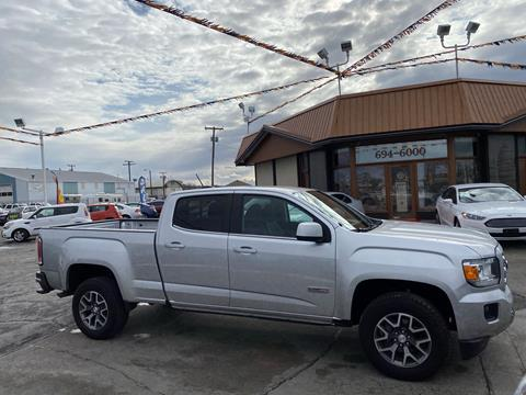 2015 GMC Canyon for sale in Billings, MT