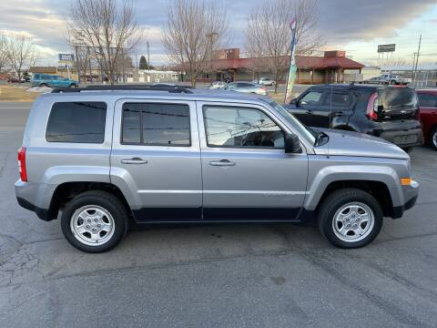 2014 Jeep Patriot Sport for sale at Performance Auto Sales Inc in Billings MT
