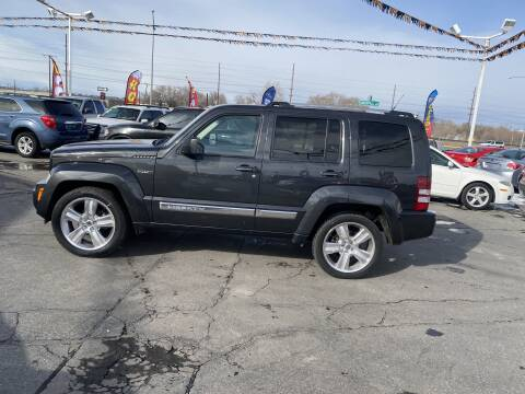 2011 Jeep Liberty for sale at Performance Auto Sales Inc in Billings MT