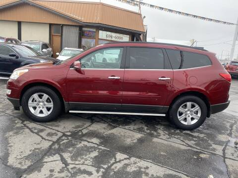 2011 Chevrolet Traverse LT for sale at Performance Auto Sales Inc in Billings MT