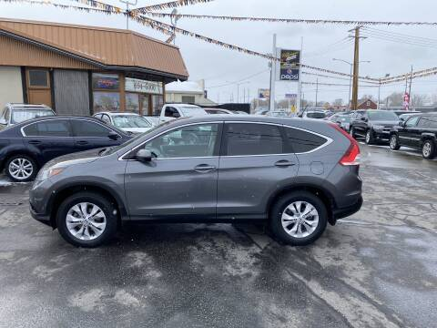 2014 Honda CR-V EX for sale at Performance Auto Sales Inc in Billings MT