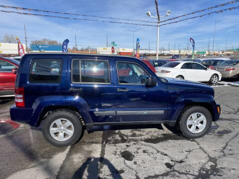 2012 Jeep Liberty for sale at Performance Auto Sales Inc in Billings MT