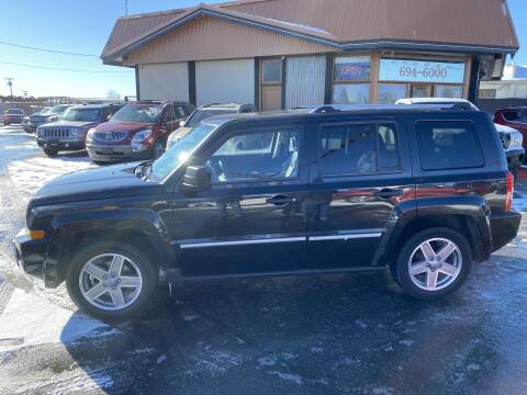 2008 Jeep Patriot Limited for sale at Performance Auto Sales Inc in Billings MT
