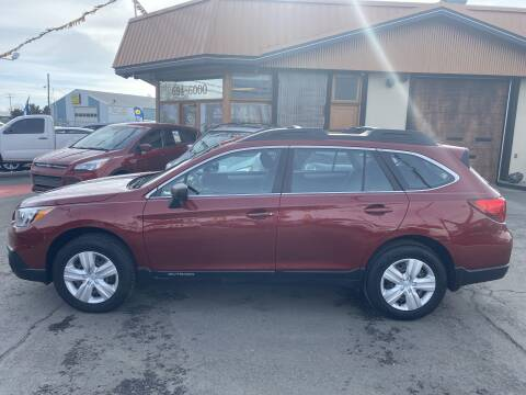 2016 Subaru Outback 2.5i for sale at Performance Auto Sales Inc in Billings MT