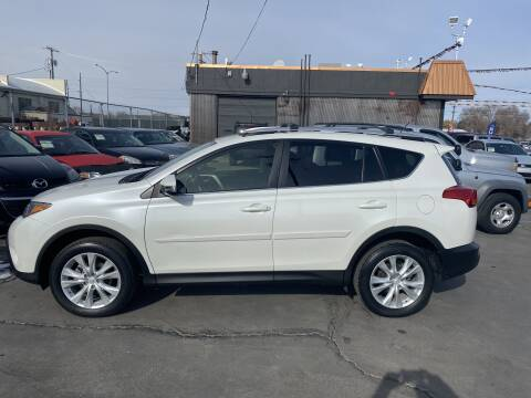 2014 Toyota RAV4 Limited for sale at Performance Auto Sales Inc in Billings MT