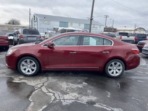 2011 Buick LaCrosse CXL for sale at Performance Auto Sales Inc in Billings MT