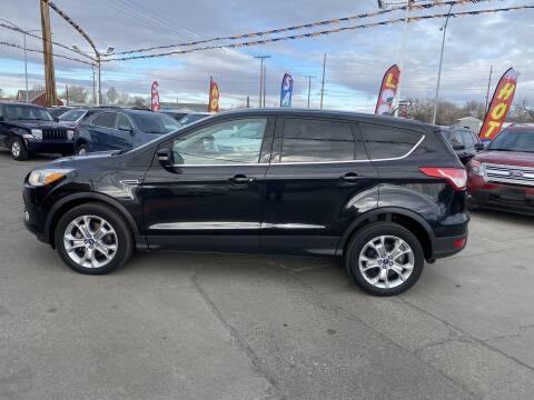 2013 Ford Escape SEL for sale at Performance Auto Sales Inc in Billings MT