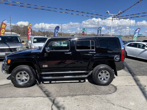 2008 HUMMER H3 for sale at Performance Auto Sales Inc in Billings MT