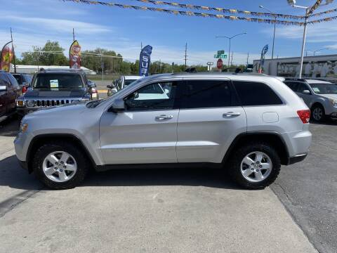 2011 Jeep Grand Cherokee for sale at Performance Auto Sales Inc in Billings MT