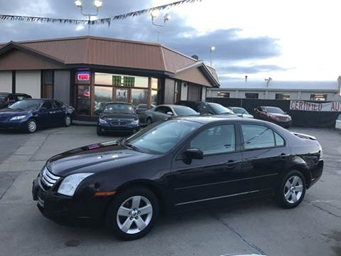 2007 Ford Fusion for sale in Billings, MT