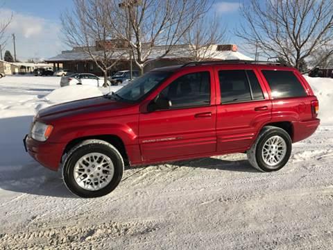 2002 Jeep Grand Cherokee for sale in Billings, MT