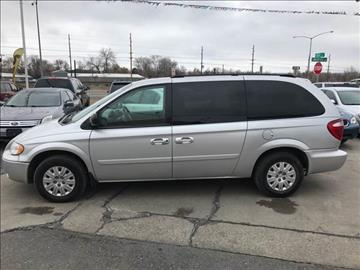 2007 Chrysler Town and Country for sale in Billings, MT