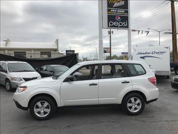 2010 Subaru Forester for sale in Billings, MT