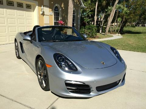 2015 Porsche Boxster for sale in Billings, MT