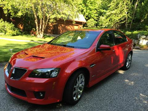 2009 Pontiac G8 for sale in Billings, MT