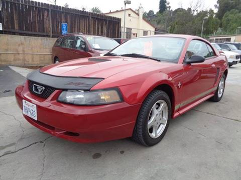 2002 Ford Mustang for sale in Spring Valley, CA