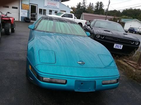 1995 Chevrolet Corvette for sale in De Kalb Junction, NY
