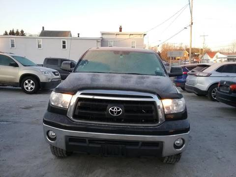 2012 Toyota Tundra for sale in De Kalb Junction, NY
