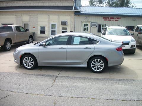 2015 Chrysler 200 for sale in Ottumwa, IA