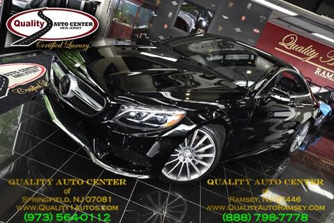 2015 Mercedes-Benz S-Class for sale in Ramsey, NJ