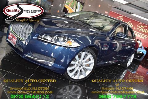 2013 Jaguar XF for sale in Ramsey, NJ
