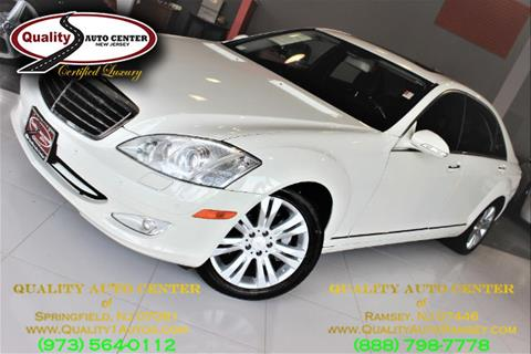 2009 Mercedes-Benz S-Class for sale in Ramsey, NJ