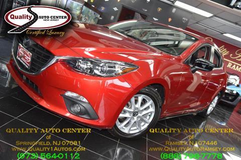 2015 Mazda MAZDA3 for sale in Ramsey, NJ