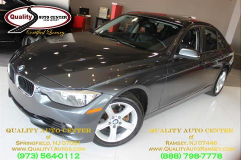 2015 BMW 3 Series for sale in Ramsey, NJ
