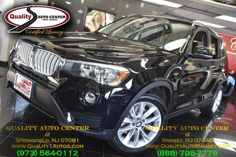 2015 BMW X3 for sale in Ramsey, NJ