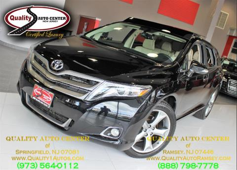 2014 Toyota Venza for sale in Ramsey, NJ
