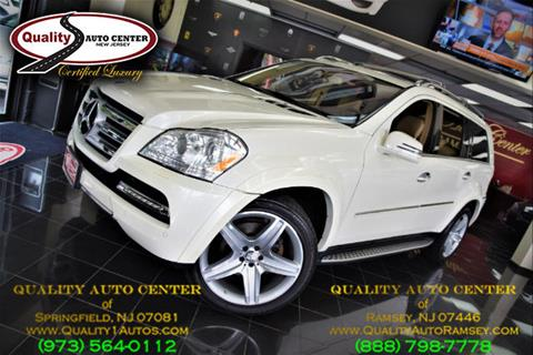 2012 Mercedes-Benz GL-Class for sale in Ramsey, NJ