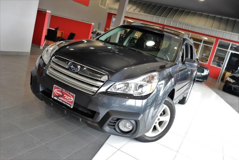 2013 Subaru Outback 25i Limited Awd 4dr Wagon In Ramsey Nj