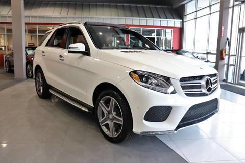 2017 Mercedes Benz Gle Awd Gle 400 4matic 4dr Suv In Ramsey Nj