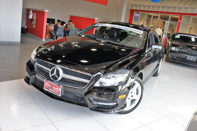 2013 Mercedes-Benz Cls AWD CLS 550 4MATIC 4dr Sedan In Ramsey NJ