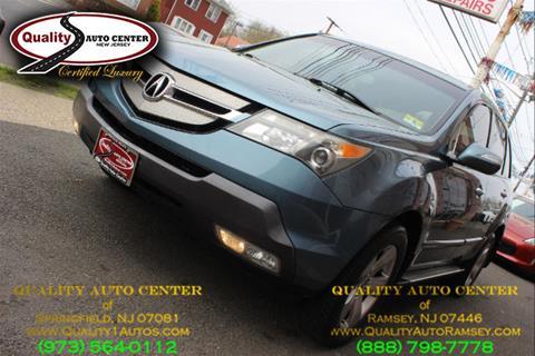 2007 Acura MDX for sale in Ramsey, NJ