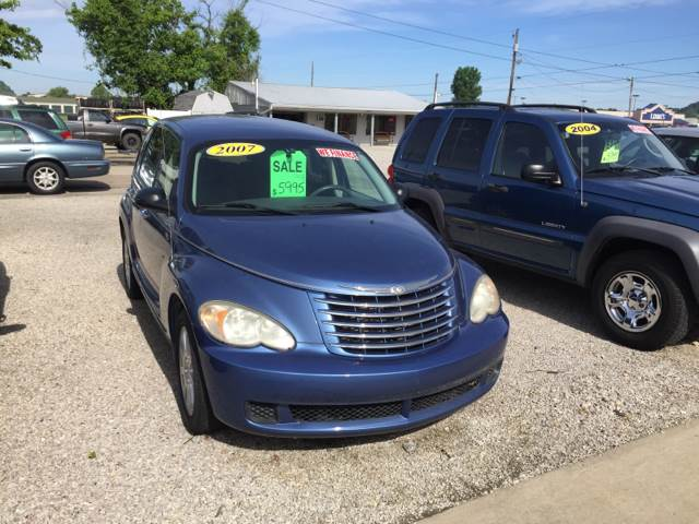 2007 Chrysler PT Cruiser Touring 4dr Wagon - Wheelersburg OH