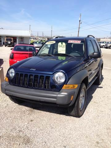 2006 Jeep Liberty Sport 4dr SUV 4WD - Wheelersburg OH