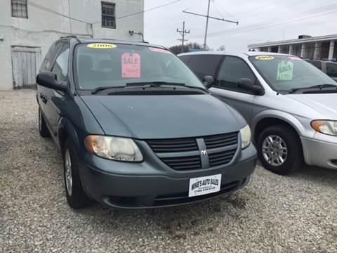 2006 Dodge Caravan for sale in Wheelersburg, OH