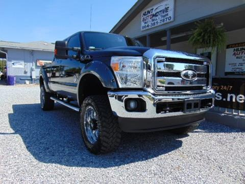 2012 Ford F-250 Super Duty for sale in Boiling Springs SC