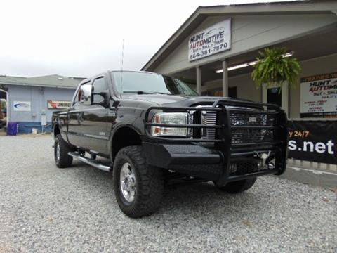 2006 Ford F-250 Super Duty for sale in Boiling Springs, SC